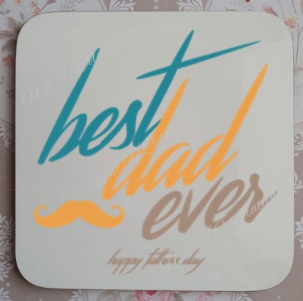 Father's Day Coaster Design 14